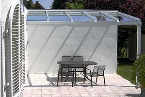 Dächer für Terrassen
