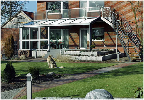 Überdachte Lösungen für Ihre Terrasse